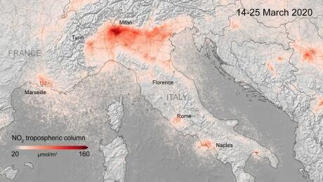 HEALTH-CORONAVIRUS/EUROPE-POLLUTION