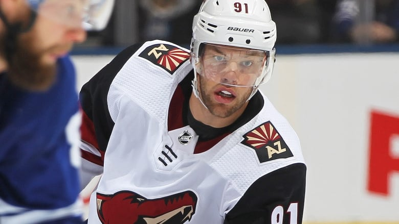 Taylor Hall Talking Contract With Coyotes During Nhl Shutdown Report Cbc Sports