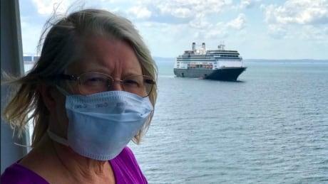 Margaret Tilley cruise ship Rotterdam