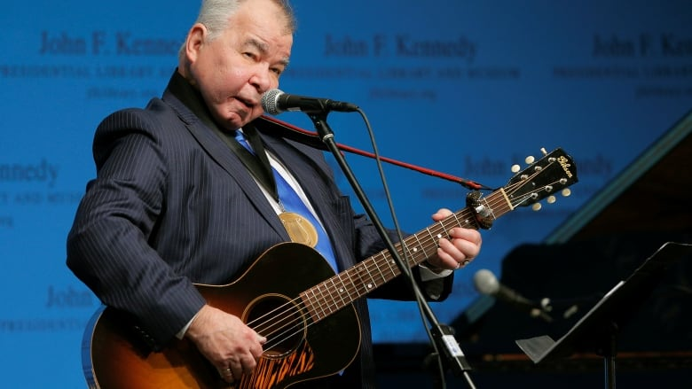 Singer-songwriter John Prine in 'critical' condition with COVID-19: family