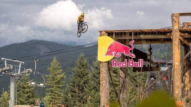 CBC Sports Late Night: Red Bull Joyride Crankworx Mountain Biking on CBC: Whistler