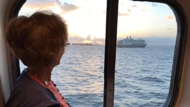 'This has been a nightmare': Canadian passengers on virus-stricken cruise finally headed for home