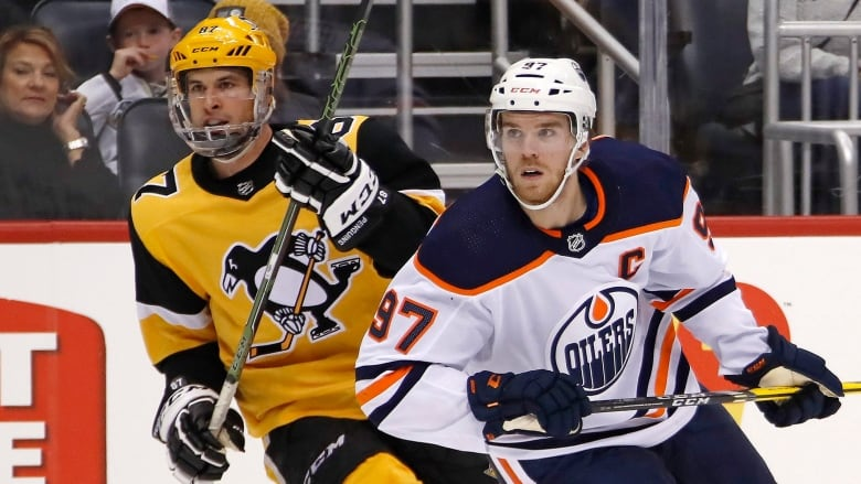 Crosby, McDavid favorites again in NHLPA annual poll