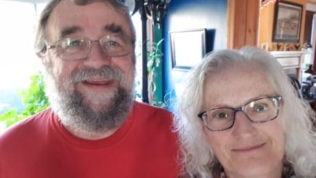 Rose and Greg Yerex