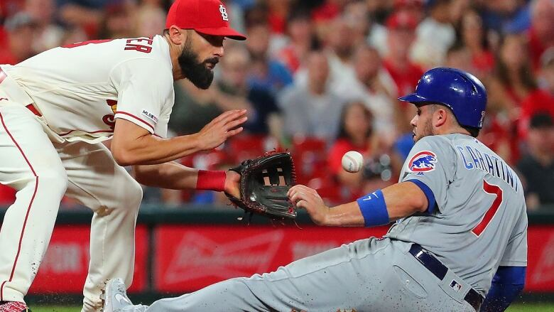 Major League Baseball cancels Cubs-Cards London series in June