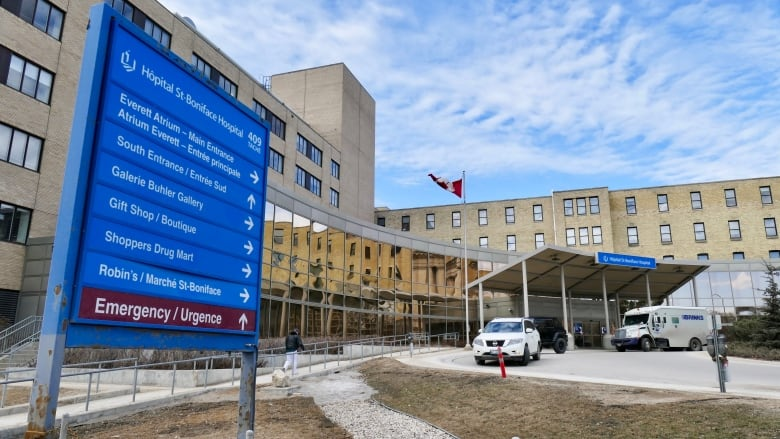 There are outbreaks in three medical units of St. Boniface Hospital