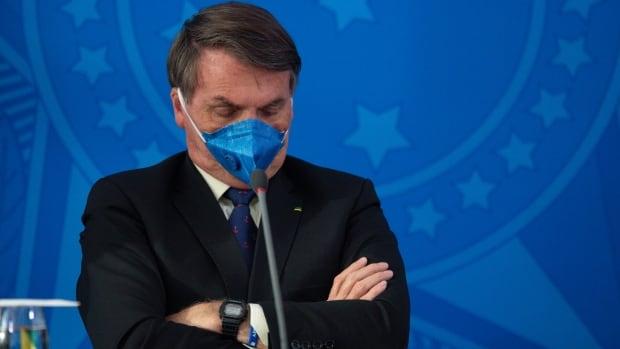 Brazil's Bolsonaro gambling on politics over health amid deepening COVID-19 crisis | CBC News