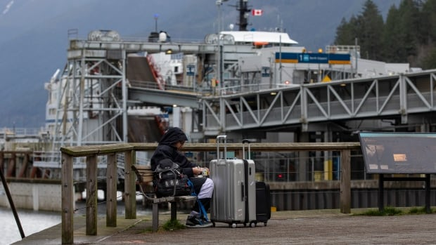 BC Ferries cuts daily losses to $1 million amid sinking revenue | CBC News