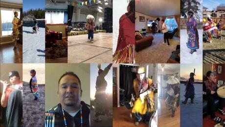 Social Distance Powwow