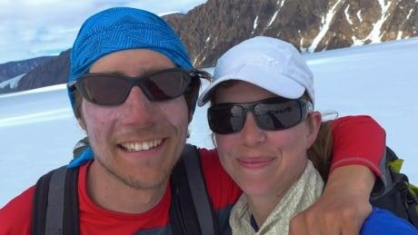 Eric McNair-Landry and Kate Breen