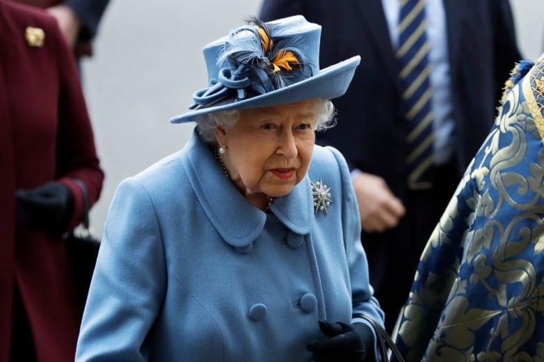 Queen Elizabeth makes rare address to nation on COVID-19