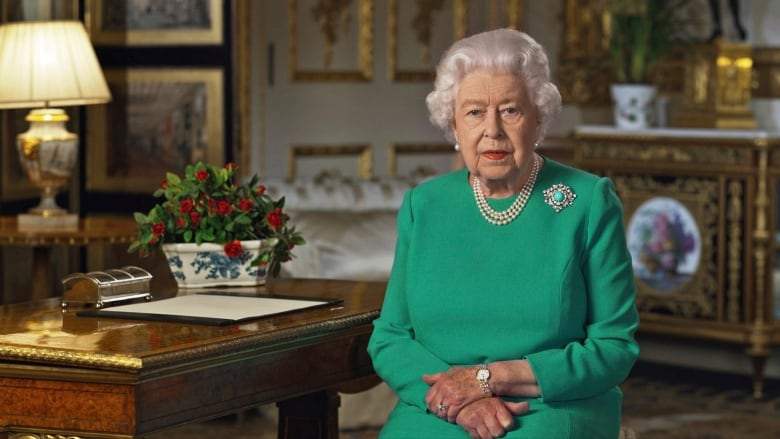 Queen Elizabeth II addresses United Kingdom amid COVID-19 pandemic