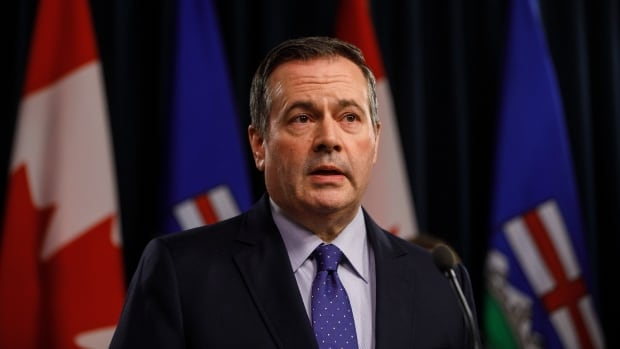 Alberta premier to outline plans for staged relaunch at COVID-19 news conference