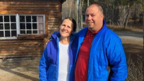 Sandra Jost and Steve Berger-Huffon