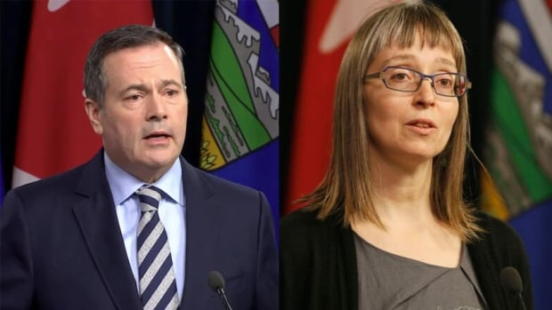 Premier Jason Kenney to update Alberta with latest on COVID-19 pandemic