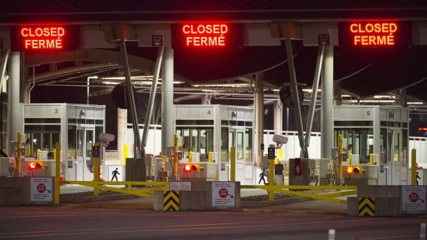 Internal documents show CBSA scenarios to decide who gets across the border — and who doesn't