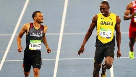 Inside the mind of Andre De Grasse at the 2016 Olympics