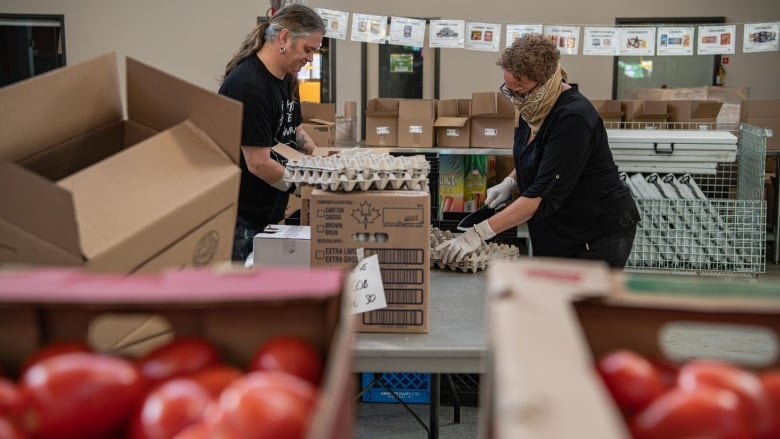How Toronto Public Library Branches Are Becoming Food Banks During Covid 19 Cbc News