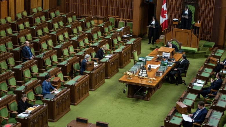 Federal parties butting heads over how often to reconvene Parliament