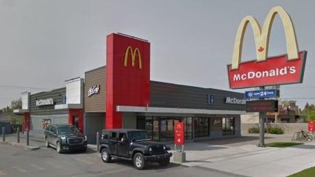 McDonald's COVID-19 calgary