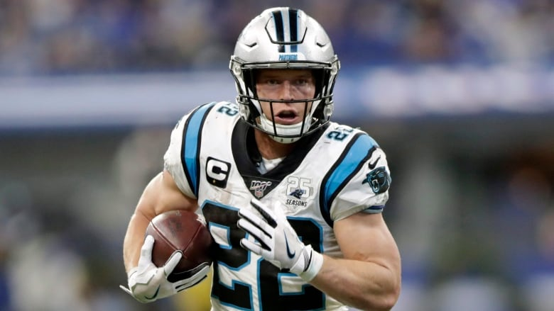 Christian McCaffrey agrees to record-setting extension with Panthers