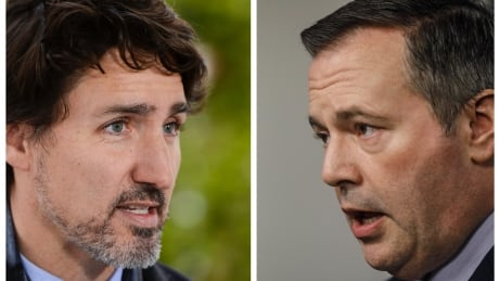 Justin Trudeau, Jason Kenney