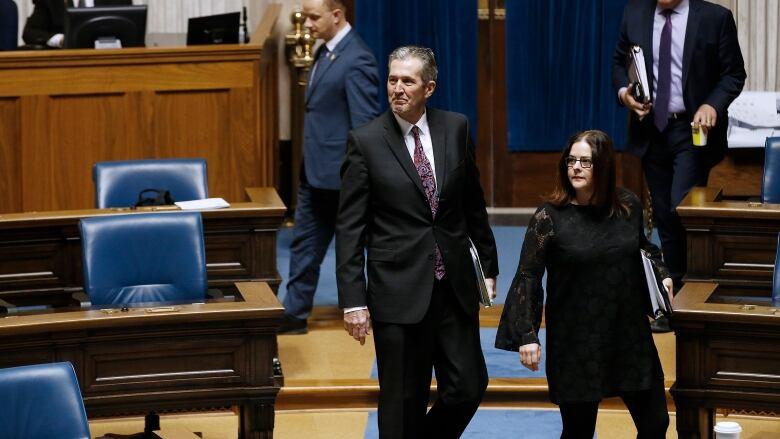 Coronavirus outbreak: Pallister outlines agenda for emergency sitting of Manitoba Legislature