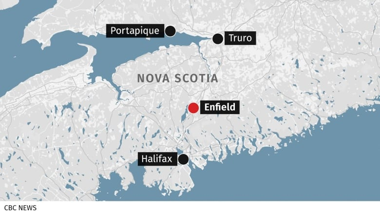 Timeline How An Active Shooter Situation Unfolded In Nova Scotia Cbc News
