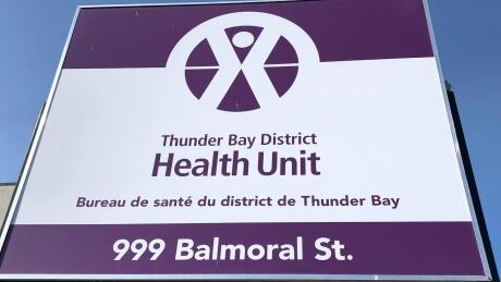 Thunder Bay District Health Unit