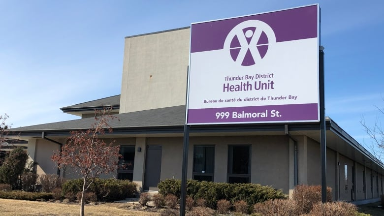 Thunder Bay District Health Unit reports first COVID-19 ...