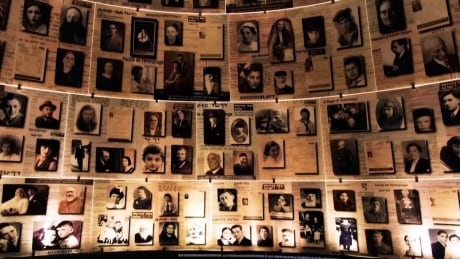 Jerusalem's Yad Vashem devoid of people as Holocaust Memorial Day ceremonies begin
