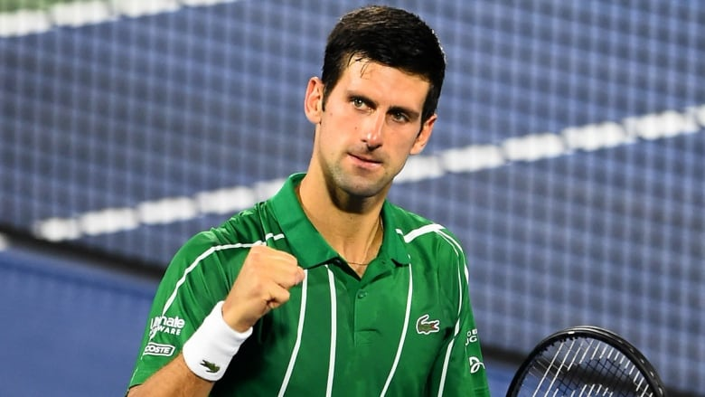 Djokovic says he may reconsider his anti-vaccination stand