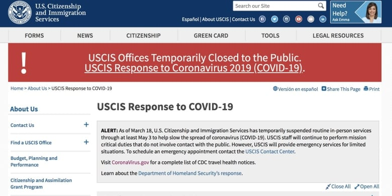 Coronavirus: US green cards to be halted for 60 days, Trump says