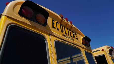 school bus french