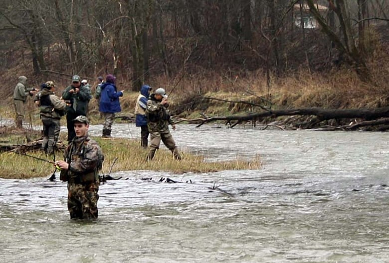 Not the right time': Ontario's fishing opener is worrying some ...