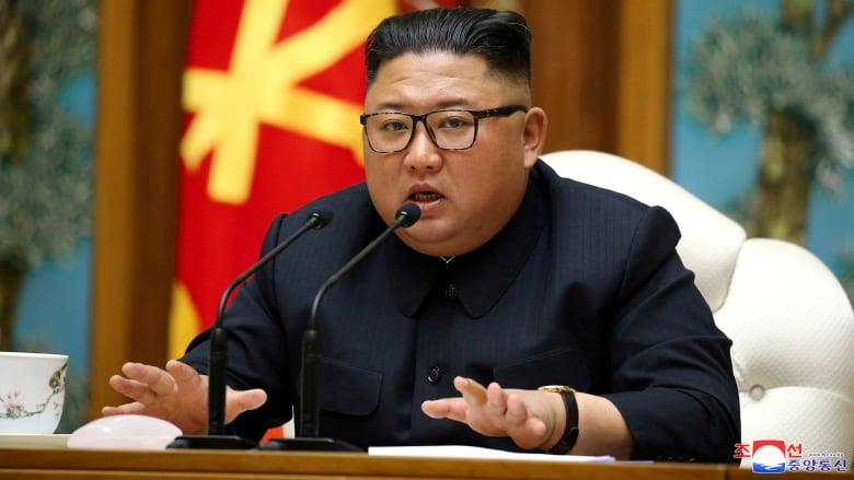 Kim Jong-un reportedly appears in public following health rumours