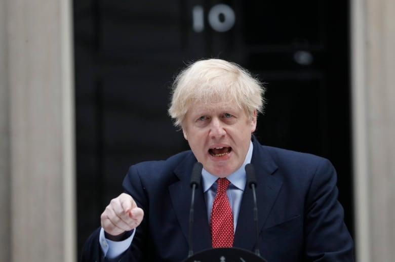 This is moment of maximum risk, Boris Johnson says