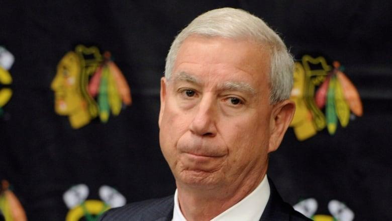 Chicago Blackhawks Release CEO John McDonough
