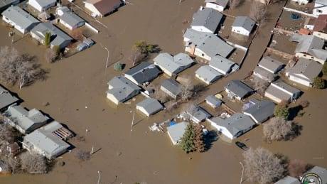 McMurray Aviation flooding