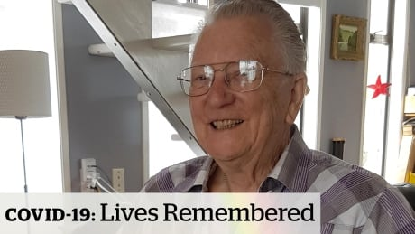 Ray Buchanan 'did everything for me' | COVID-19 Lives Remembered