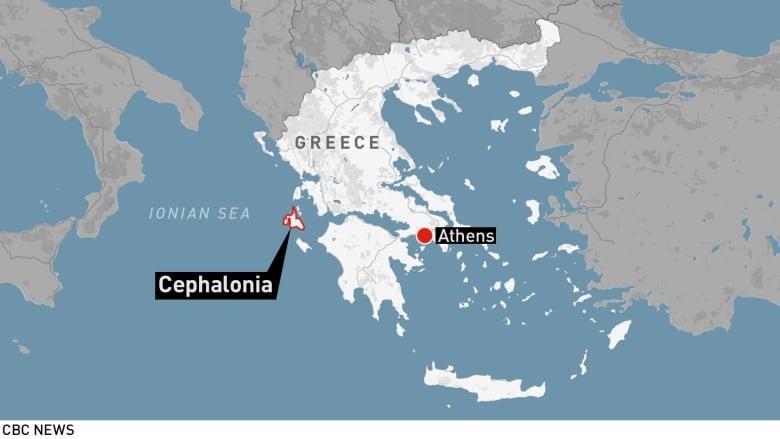 Nova Scotia Woman Identified as Victim of Helicopter Crash Near Greece