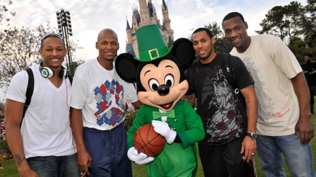 NBA reportedly eyeing Disney World as possible site for return to play