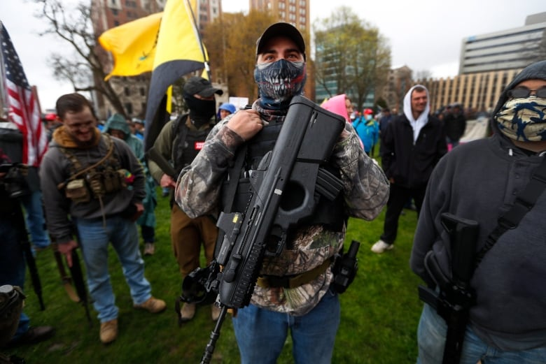 Michigan Capitol gun move delayed