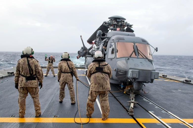 The Cyclone chopper crash probe could lead the military to some uncomfortable conclusions