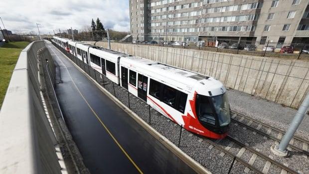 Misaligned screw caused cracked LRT wheels, City says | CBC News