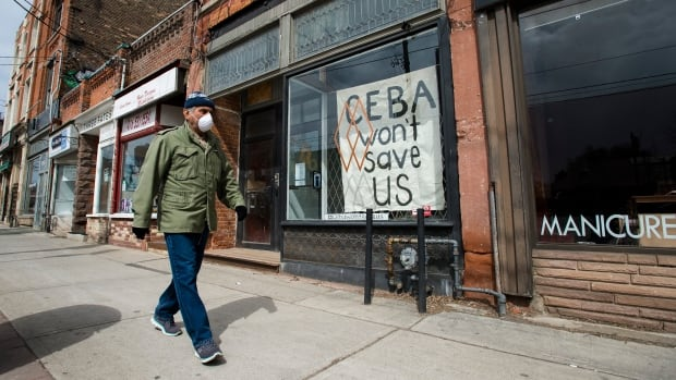 Commercial rent relief program opens but businesses say it will help few   CBC News