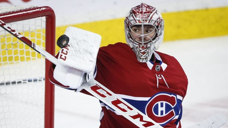 Canadiens' Price reaches out to grieving Nova Scotia boys