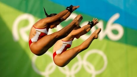 CBC Sports Late Night: Olympic Games Replay - Rio 2016 Diving