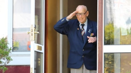 Spirited WW II vet recounts the end of the war