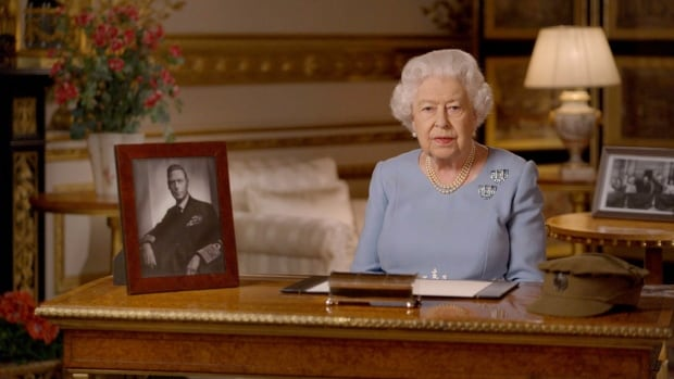 Why the Queen's isolation is rich in symbolism
